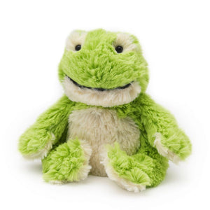 JR Cozy Plush Frog