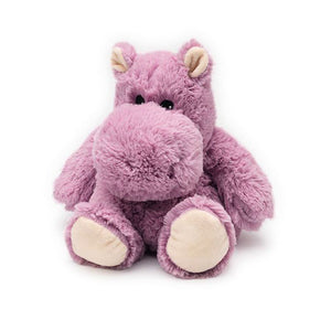 Warmies JR Plush Hippo