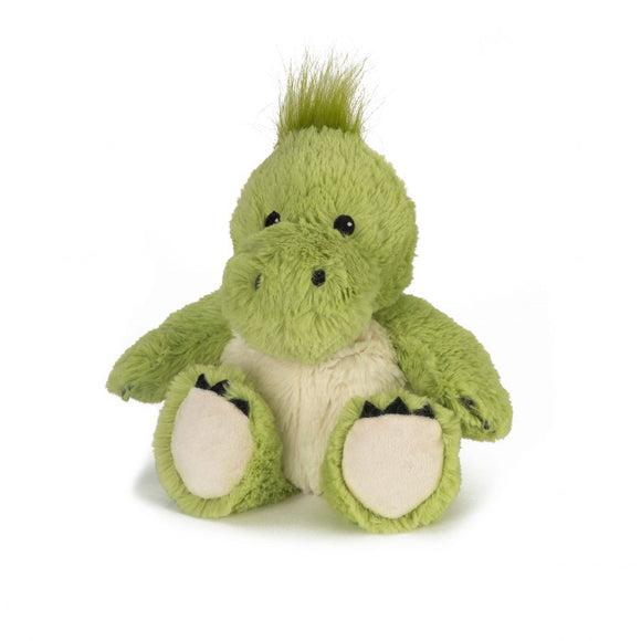 Cozy Plush Green Dino