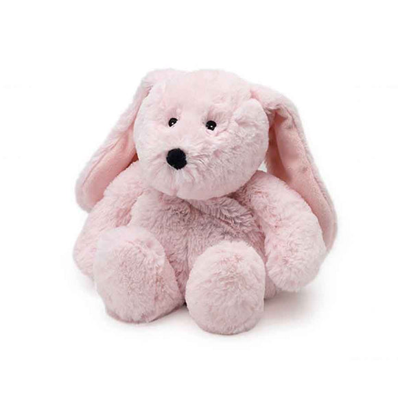 Cozy Plush Pink Bunny