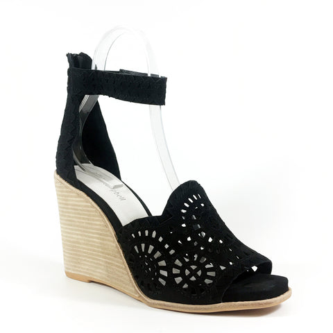 Jeffrey Campbell Del Sol in Black