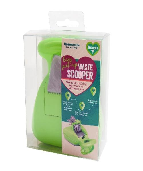 Rosewood Easy Pick Up Waste Scooper - Pet Mall