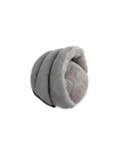 All For Paws Lambswool Cozy Snuggle Cat Bed - Pet Mall