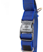Julius K-9 Blue Collar with Handle - Pet Mall