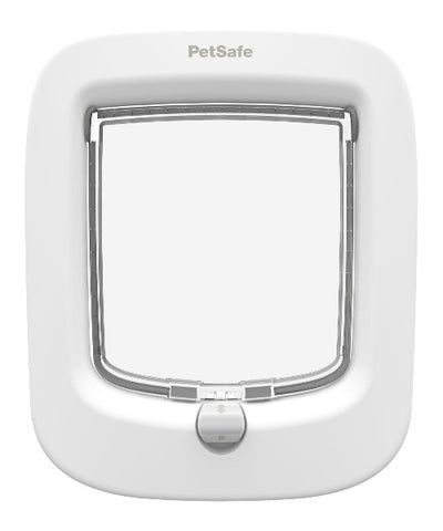 PetSafe Manual 4 Way Locking Deluxe Cat Flap