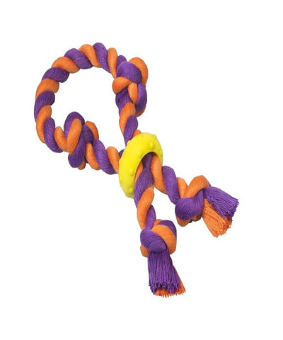 Petstages Mini Dental Chew Rope Dog Toy - Pet Mall