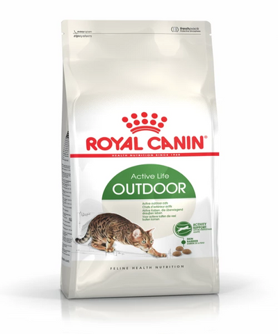 Royal Canin Health Outdoor Cat Food - Pet Mall