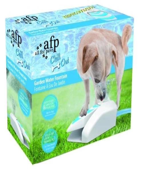 All For Paws Chill Out Garden Fountain - Pet Mall