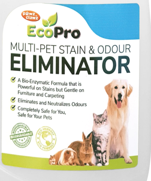 EcoPro Stain & Odour Eliminator - Pet Mall