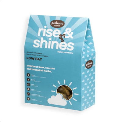 Probono Rise & Shine Dog Biscuits - Pet Mall