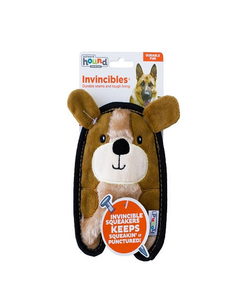 Outward Hound Invincibles Mini Puppy Dog Toy - Pet Mall