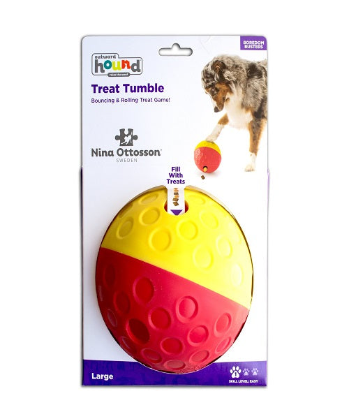 Nina Ottosson Treat Tumble Large - Pet Mall