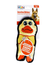 Outward Hound Invincible Mini Duck Dog Toy - Pet Mall