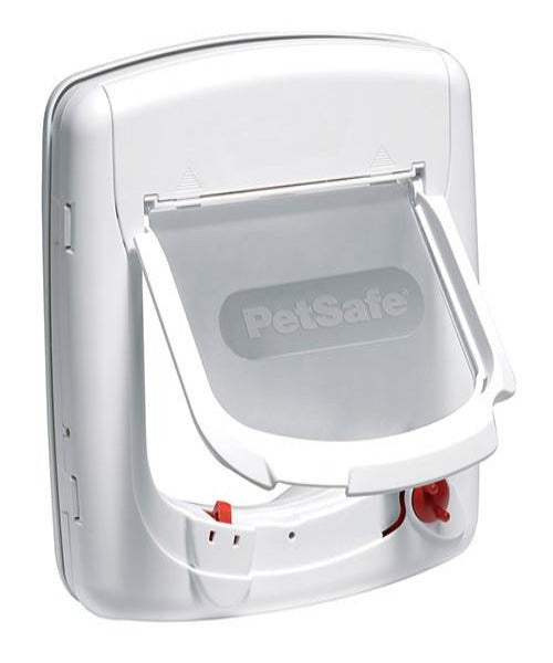 PetSafe Infra-Red 4 Way Locking Deluxe Cat Flap