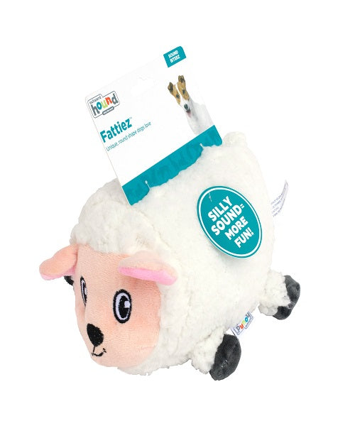 Outward Hound Fattiez Sheep Dog Toy - Pet Mall