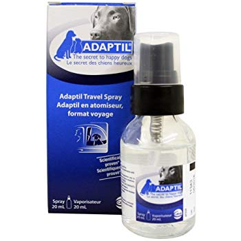 ADAPTIL Travel Calming Spray for Dogs 60ml - Pet Mall