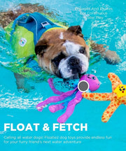 Outward Hound Floatiez Jellyfish Dog Toy - Pet Mall
