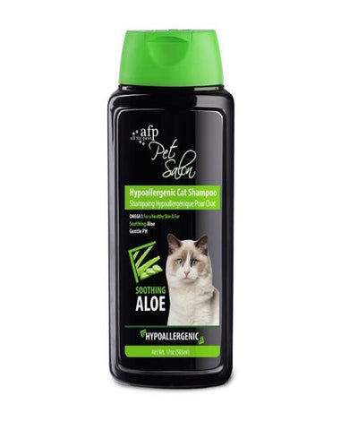 All For Paws Hypoallergenic Cat Shampoo 503 ml - Pet Mall