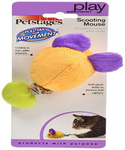 Petstages Scooting Mouse Cat Toy - Pet Mall