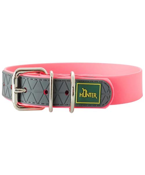 Hunter Convenience Adjustable Dog Collars – Pink - Pet Mall