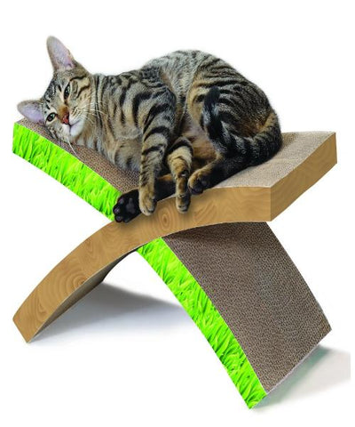 Petstages Invironment Easy Life Scratch Hammock Cat Scratcher - Pet Mall