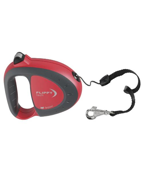 Ferplast Flippy Tech Cord Dog Leash - Pet Mall