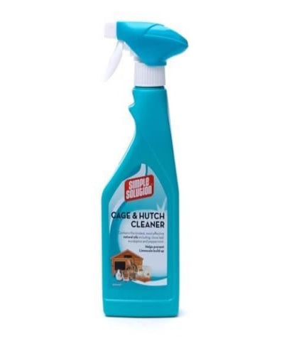 Simple Solution Cage & Hutch Cleaner 750 mL - Pet Mall