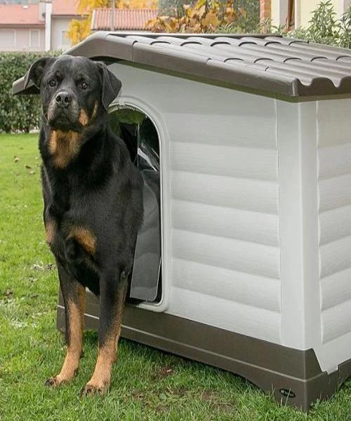 Ferplast Dog Villa Dog Kennel - Pet Mall