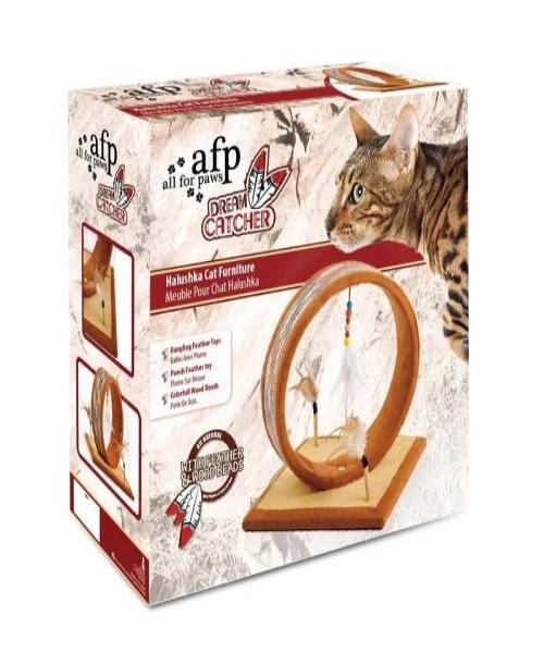 All For Paws Halushka Cat Furniture - Pet Mall