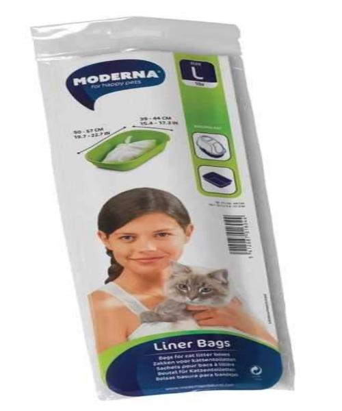 Moerderna Linerbags Large 10/Roll - Pet Mall