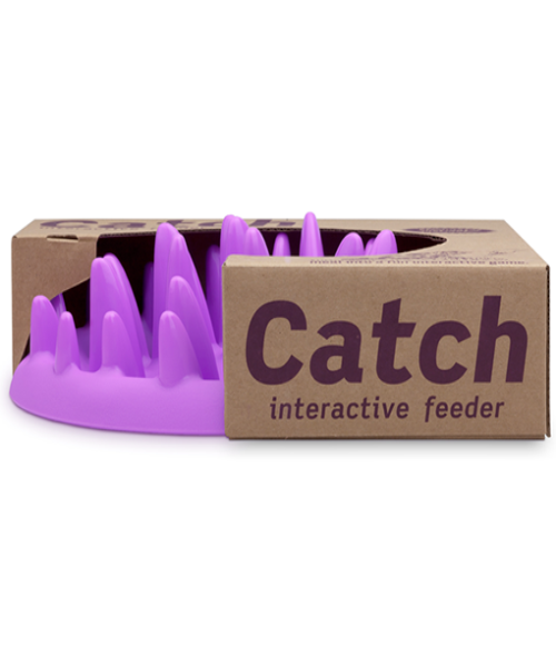 Company of Animals Catch Interactive Slow Feeder for Cats