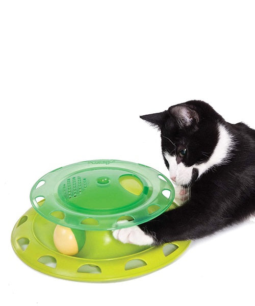 Petstages Catnip Chaser Cat Toy - Pet Mall