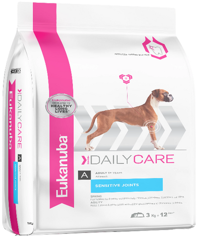 EUKANUBA Daily Care Sensitive Joints Adult Dog Food - Pet Mall