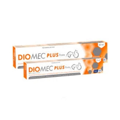 CIPLA-VET DIOMEC PLUS PASTE DOGS & CATS FOR CHRONIC DIARRHOEA - Pet Mall