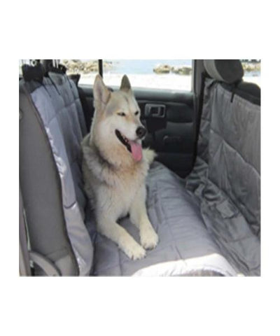 Kunduchi Car Seat Cover (Car Hammock) Grey - Pet Mall