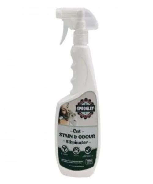 Sprogley Stain & Odour Eliminator Cat Spray - Pet Mall