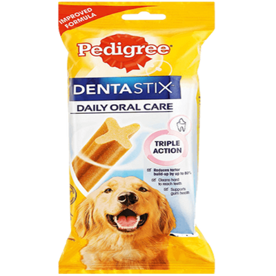 PEDIGREE® Dentastix Box (7 Pcs X 10 Packs) - Pet Mall