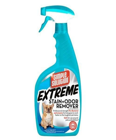 Simple Solution Extreme  Stain & Odour Remover for Dogs - Pet Mall