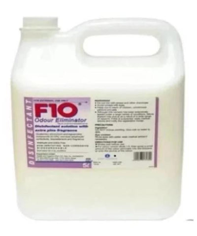 F10 DISINFECTANT ODOUR ELIMINATOR 5L - Pet Mall