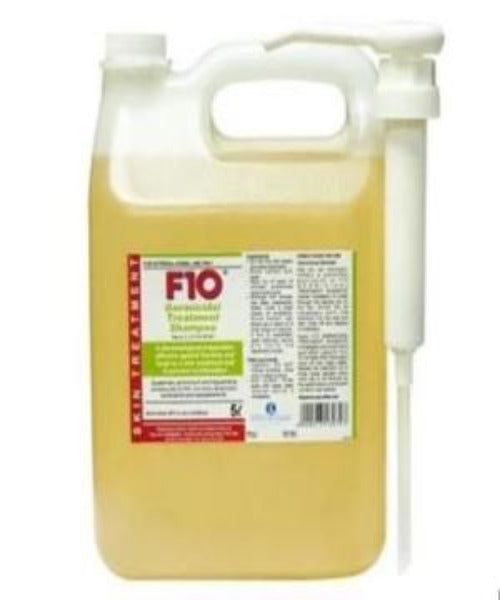 F10 GERMICIDAL TREATMENT SHAMPOO 5L - Pet Mall