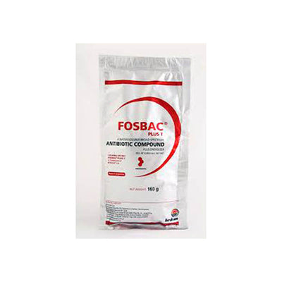 BEDSON FOSBAC PLUS T 50G BACTERIAL PREVENTION - Pet Mall