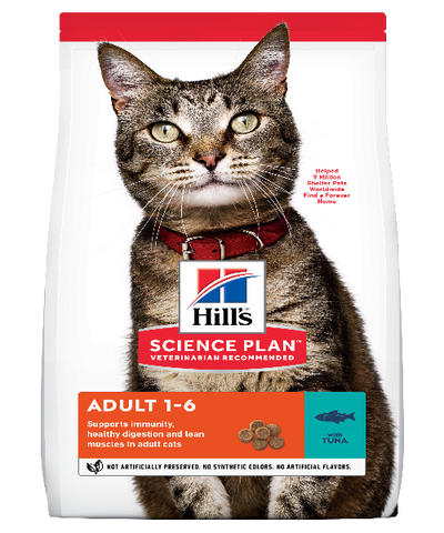 Hill's™ Science Plan™ Tuna Adult Cat Food - Pet Mall