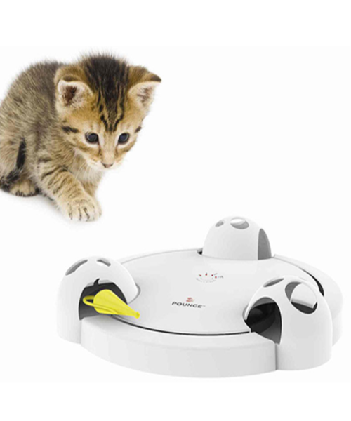 FroliCat™ POUNCE™ Cat Interactive Toy - Pet Mall
