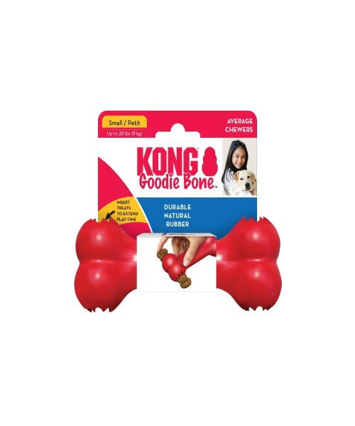 KONG Goodie Bone Chew Dog Toy - Pet Mall