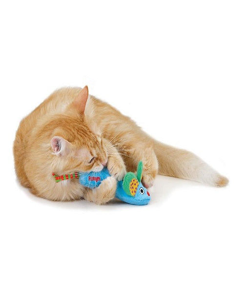 Petstages Green Magic Mightie Mouse Cat Toy - Pet Mall