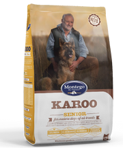 Montego Karoo Senior Dog Food - Pet Mall