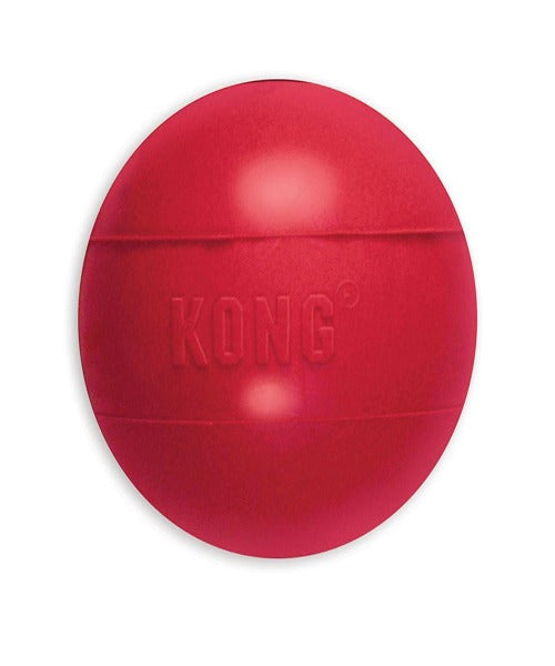 KONG Ball with Hole Dog Toy - Pet Mall