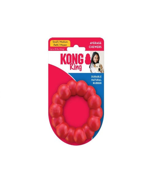 KONG Ring Chew Dog Toy - Pet Mall