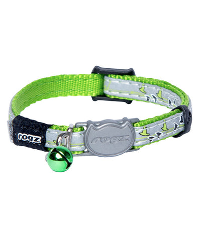 ROGZ NightCat Kitten Collar - Pet Mall