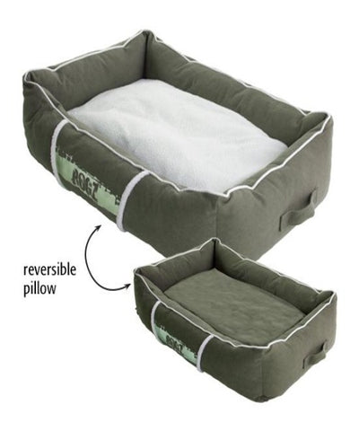 Rogz Lounge 3D Pod  Small Dog Bed - Pet Mall